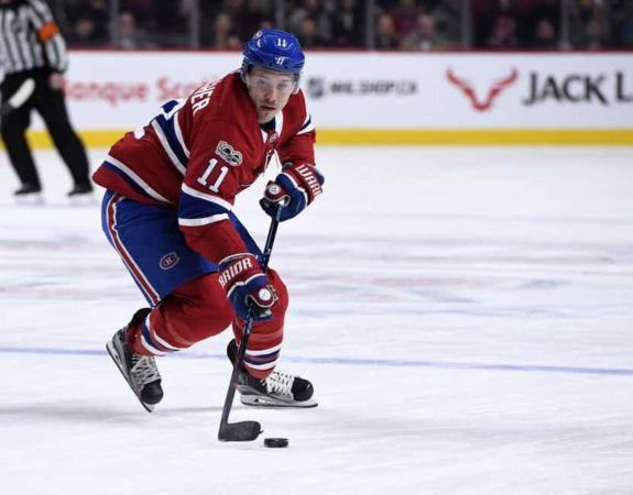 Montreal Canadiens, Brendan Gallagher, Breakout Player