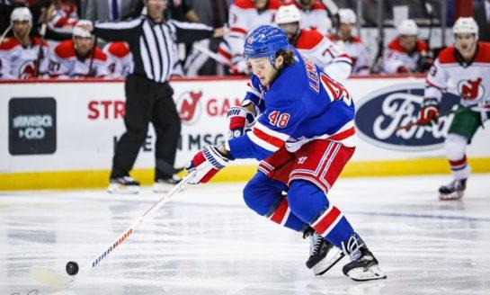 Returning Lemieux Is Irreplaceable for Rangers