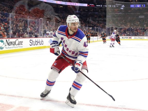 Brendan Smith New York Rangers