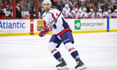 Capitals' Time as Cup Contender Dwindling