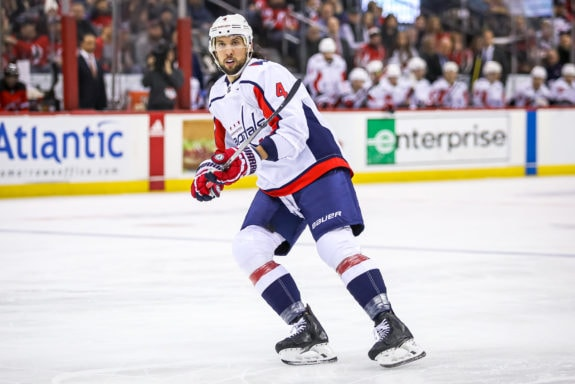 Brenden Dillon Washington Capitals