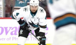 Capitals Acquire Dillon from Sharks in Exchange for Draft Picks