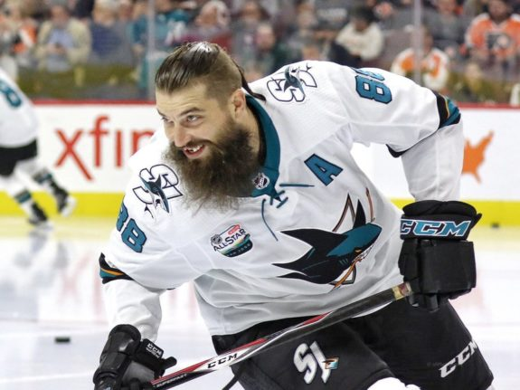 Brent Burns - Sharks
