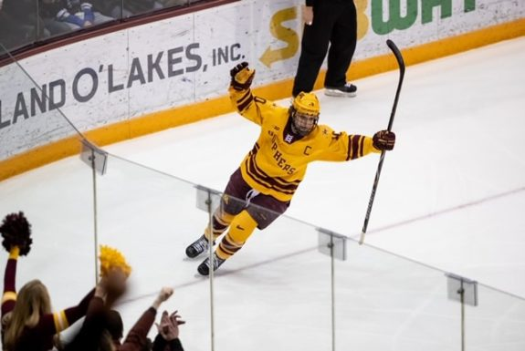 Minnesota Golden Gophers Brent Gates Jr.