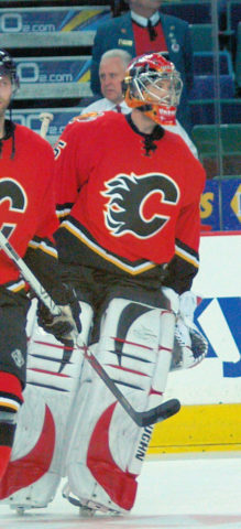 Brent Krahn Calgary Flames