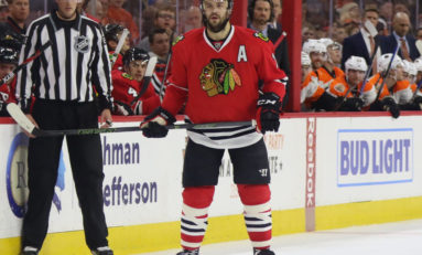 Blackhawks Plagued by Injury Bug