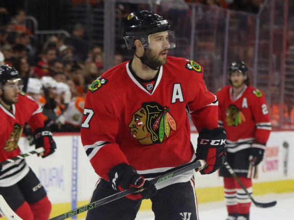 Brent Seabrook Chicago Blackhawks