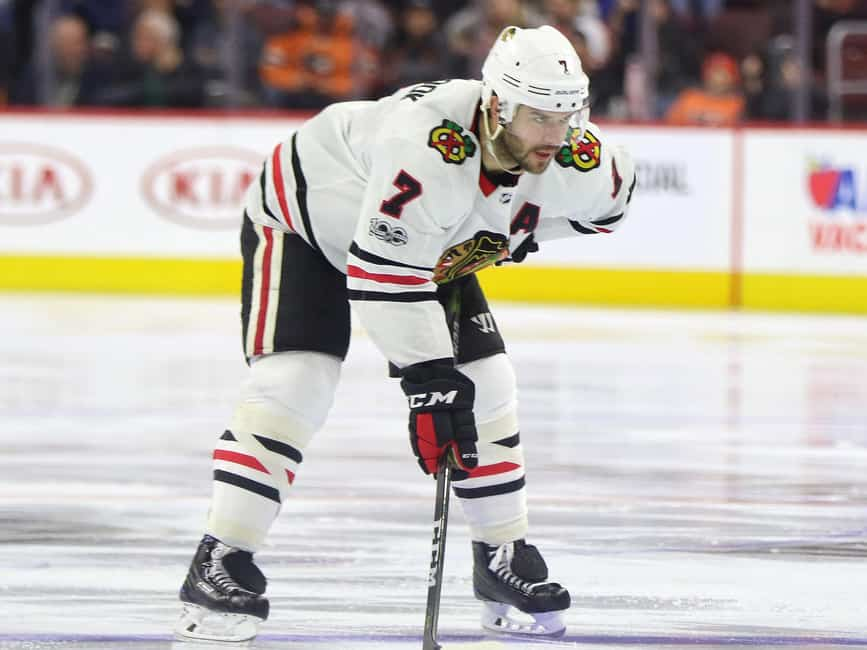 Brent Seabrook Blackhawks