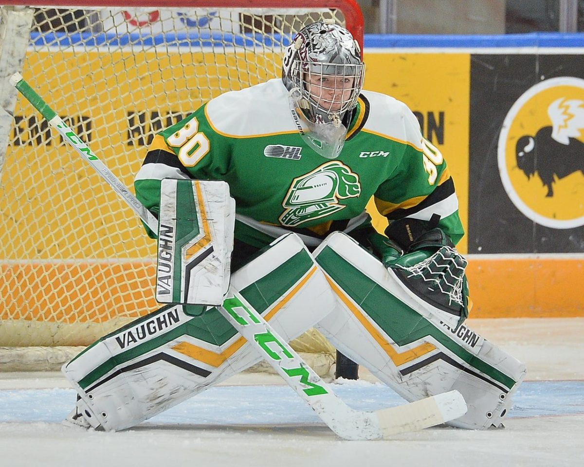Brett Brochu London Knights