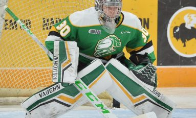 London Knights' Brett Brochu Has a Bright Future