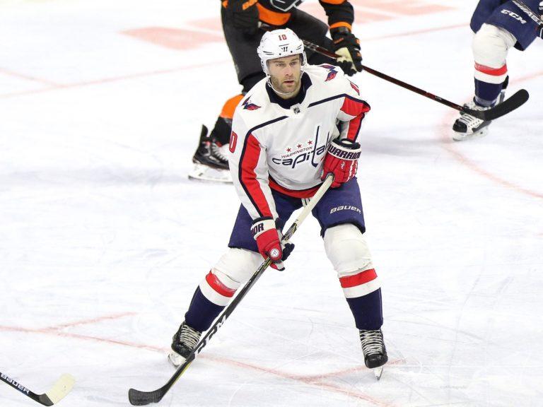 Brett Connolly Washington Capitals