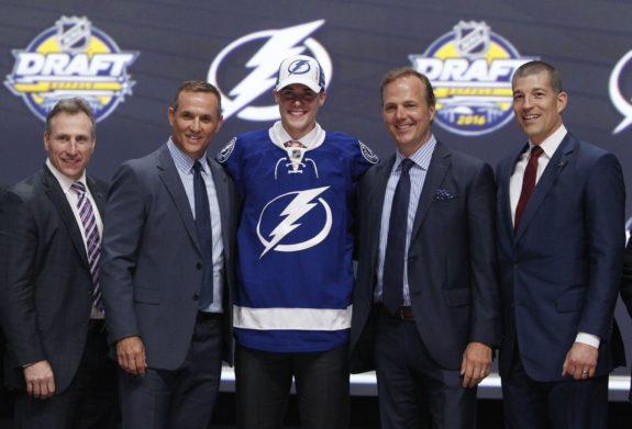 Brett Howden Tampa Bay Lightning
