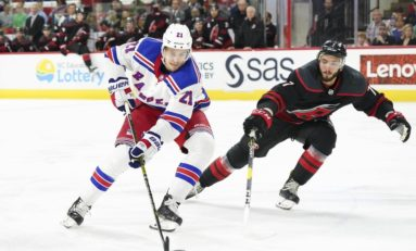 NY Rangers - Grading the New Kids