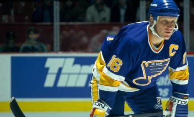 Blues' 12 Days of Hockeymas: 8 Retired Numbers