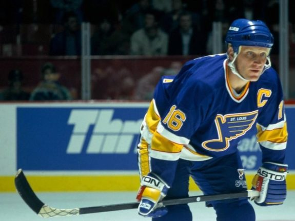 Brett Hull Calgary Flames Draft 1988 St. Louis Blues Trade Best Worst Drafts