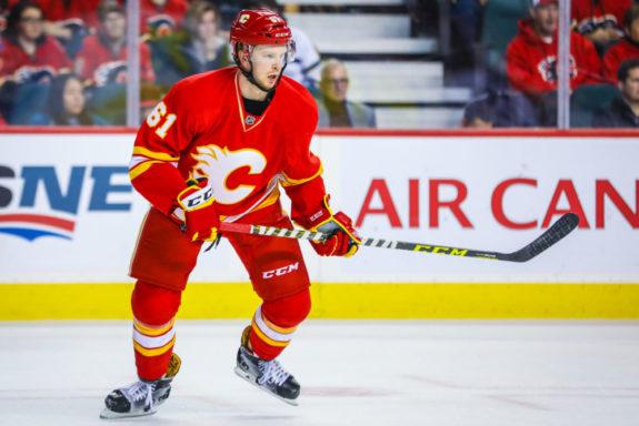 Brett Kulak Calgary Flames