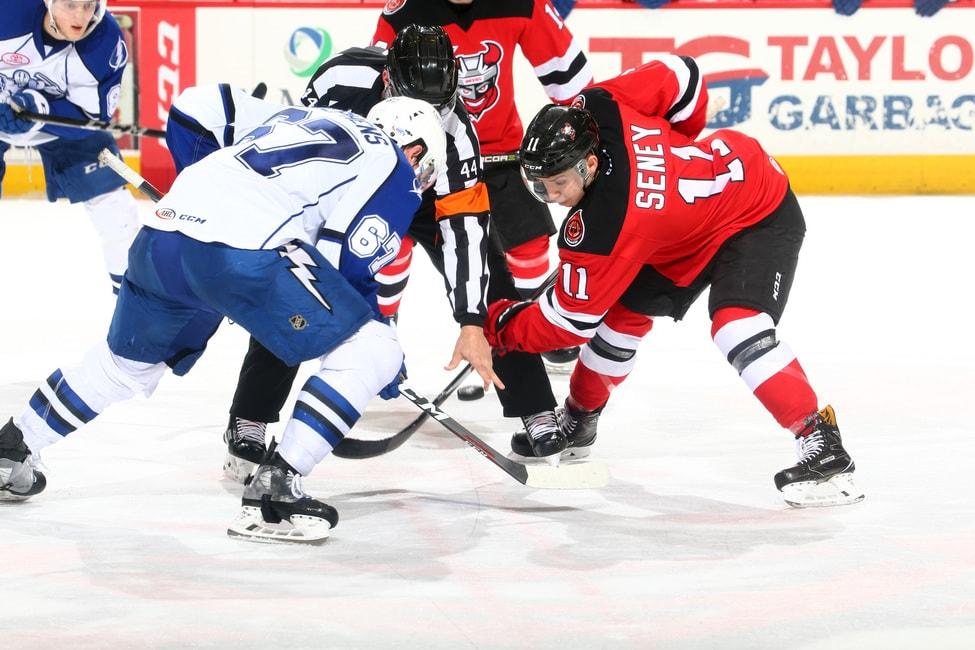 online retailer 4f7ec 82453 New Jersey Devils: Brett Seney Ready For the Next Step