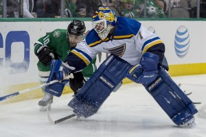 Stars vs. Brian Elliott