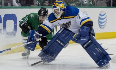 Blues Sticking With Goaltending Duo?