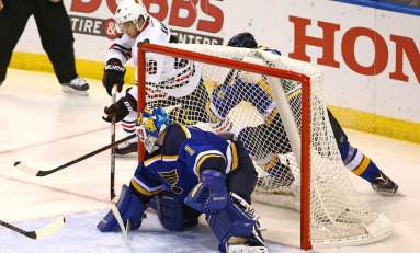 Blues Control Series as it Shifts to St. Louis