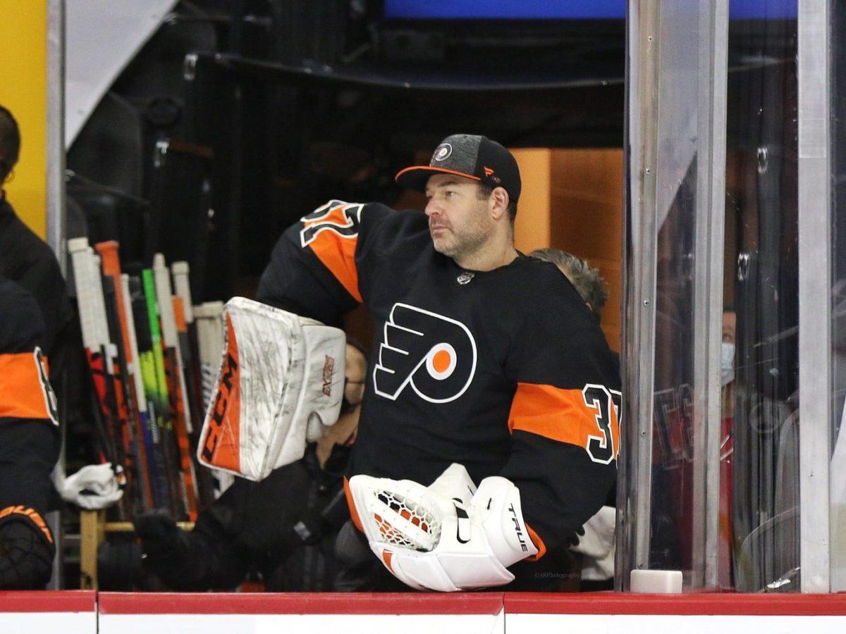 Brian Elliott Philadelphia Flyers