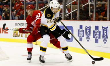 The Grind Line: Red Wings Defense Prospect Most Likely to Succeed