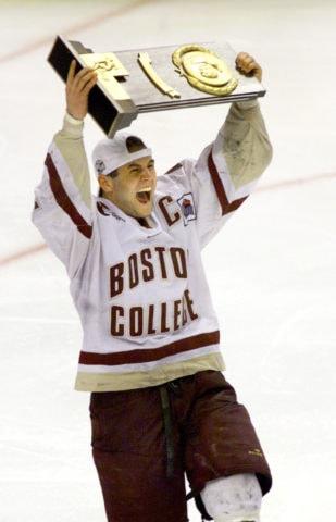 Boston College Brian Gionta