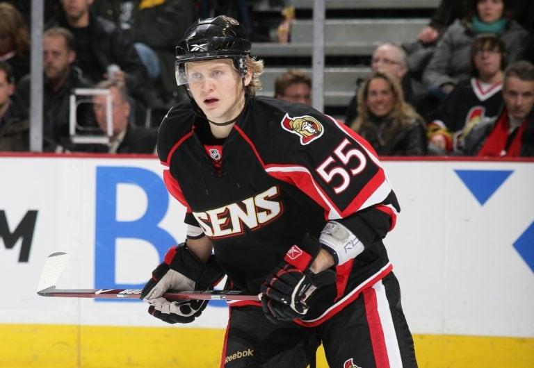 Brian Lee Ottawa Senators