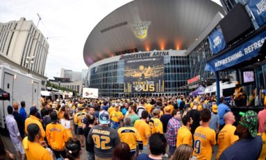 The Difference Between Baseball Stadiums And Hockey Arenas