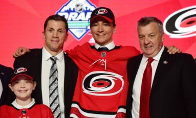 Hurricanes' 2019 Draft Class Update