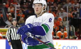 Analyzing Boeser and Stecher's On-Ice Success
