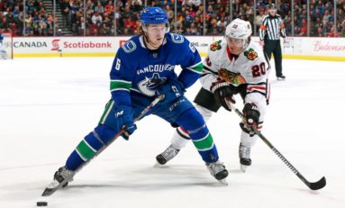 Vancouver Canucks - Brock Boeser Out with Injury