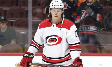 Hurricanes Forecheck Floods Sharks