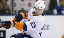 Islanders Survive Wild - Nelson Scores OT Winner