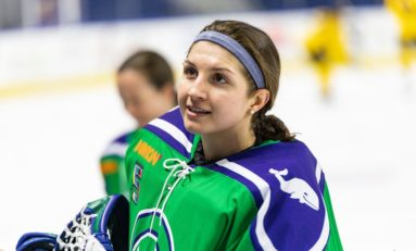 Whale Re-Sign Goaltender Brooke Wolejko