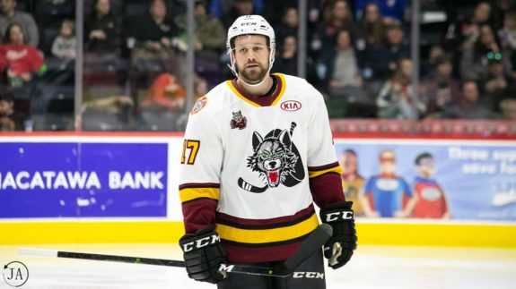 Brooks Macek Chicago Wolves