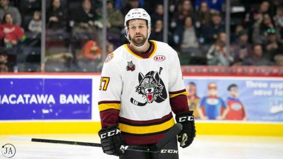 Brooks Macek Chicago Wolves