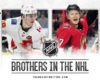 Tkachuk Brothers Vie to Be Biggest Pest in the North Division