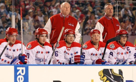 Thanksgiving 2007 Holds Special Meaning for Ovechkin, Capitals