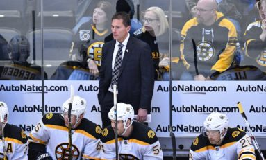 Reflecting on Bruce Cassidy's Run In Providence