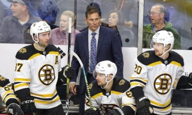 Bruins Reaping Benefits of Internal Competition