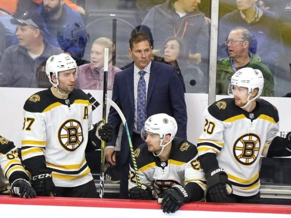Bruce Cassidy Boston Bruins