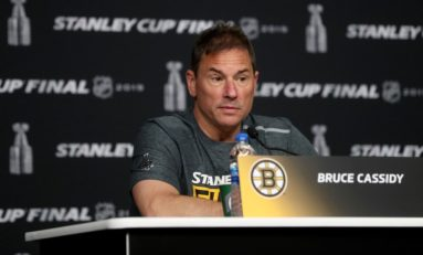 Bruins' Cassidy Calls for More Energy from Younger Players