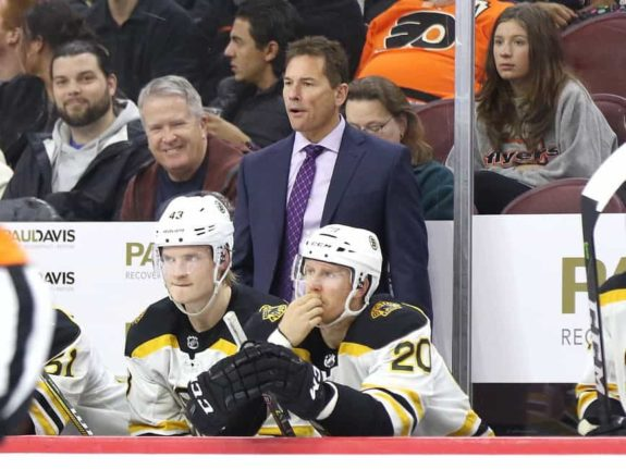06aef1bfb3a Bruins Succeess Makes Bruce Cassidy a Jack Adams Award Candidate