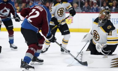 Donskoi Scores 3 Goals as Avalanche Beat Predators 9-4