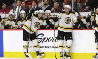Boston Bruins Are Comeback Kings