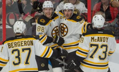 Breathtaking Bruins Beginning to Defy Logic