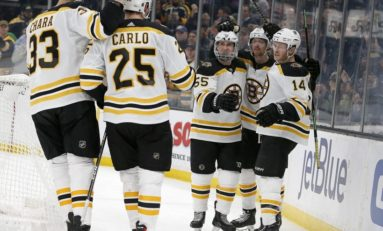 Bruins' Role Players Crucial to 2019-20 Success