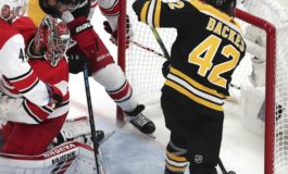 Bruins Catch Hurricanes Defense Napping - Take 2-0 Lead Back to Raleigh