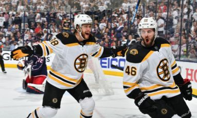 5 Things Bruins' Fans Can be Thankful For